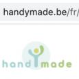 Lancement du webshop Handymade.be