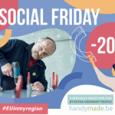 Social Friday : gagnez des bons pour notre webshop !